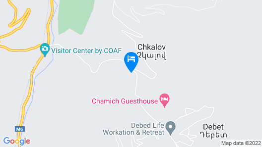 Concept Hotel by COAF Map