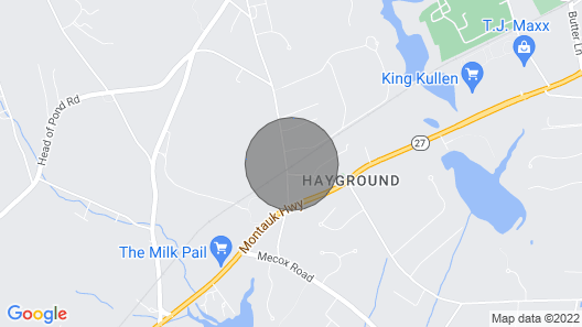 Modern Hamptons Villa Map