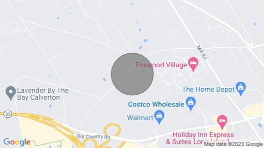 Riverhead Farm House Map