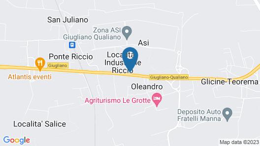 Hotel Giulia Ocean Club Map