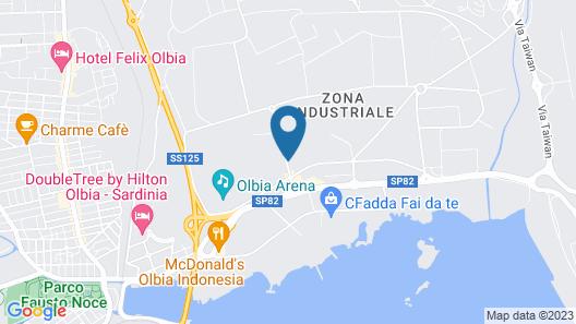 Delta Dream c.s.s. Map