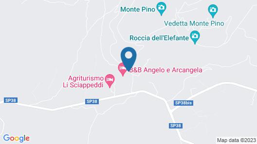 Casa Alianda Map