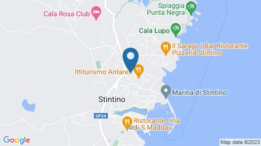 Hotel Cala Reale Map