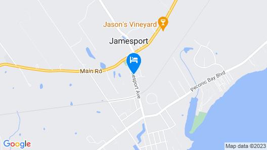 Jedediah Hawkins Inn Map