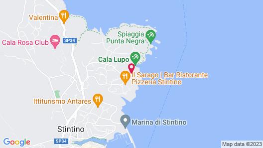 Villa Francesca Map