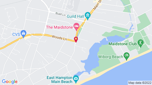 The Hedges Inn Map