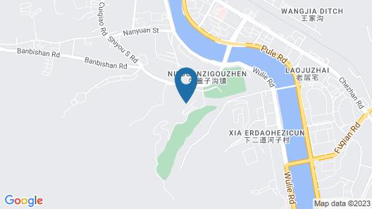 Chengde Wenguan Hotel Map
