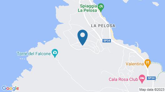 Bilocale in Residence con Piscina Vicino Alla Spiaggia Map