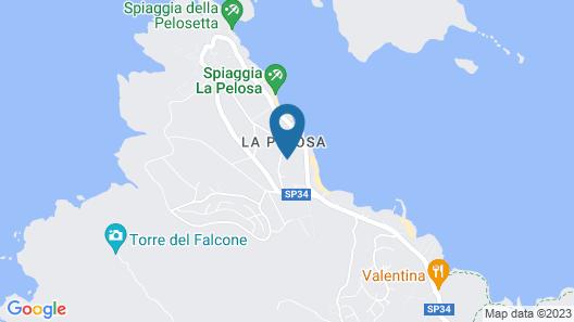 Club Esse Roccaruja Map