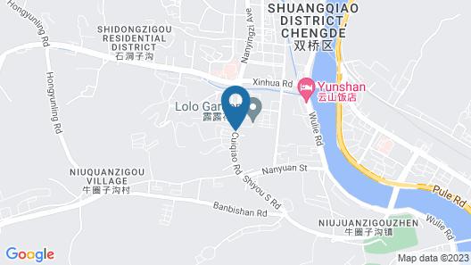 Holiday Inn Express Chengde Downtown, an IHG Hotel Map