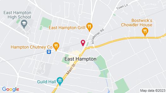 Mill House Inn Map