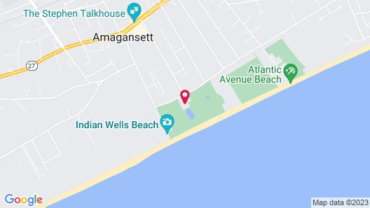 Ocean Dunes at Amagansett Map