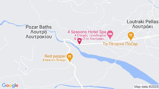 Archontiko Emmanouilidi Suites Map