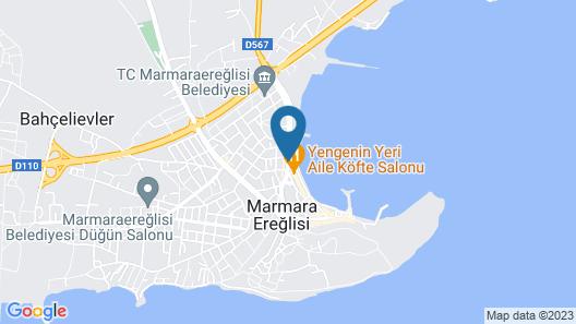 Hotel Nevizade Map