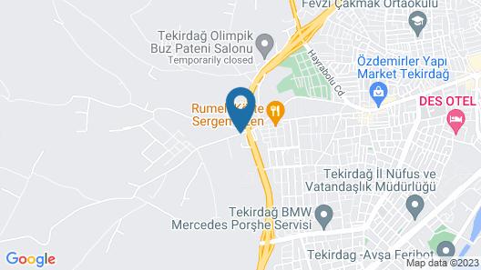 Ramada by Wyndham Tekirdag Map