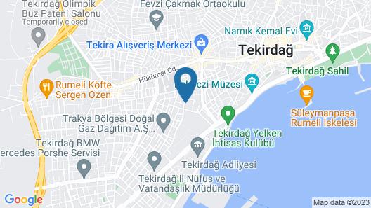DES'OTEL Map