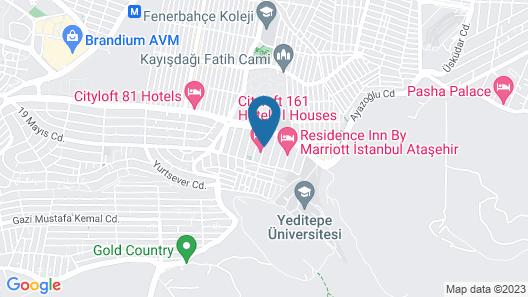 Cityloft 161 Map