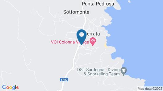 VOI Colonna Village Map
