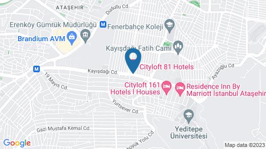 Cityloft 81 Map