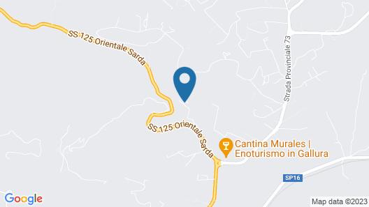 In Campagna da Nino Map