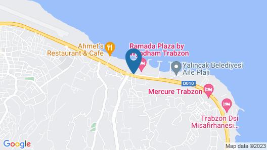 Ramada Plaza by Wyndham Trabzon Map