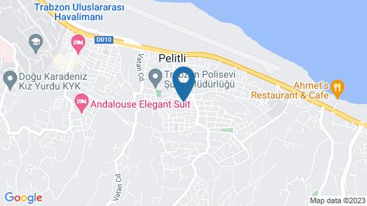 Pelitpark Apart Map