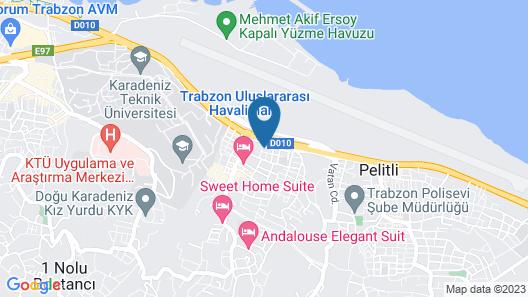 Nova Suite Hotel Map