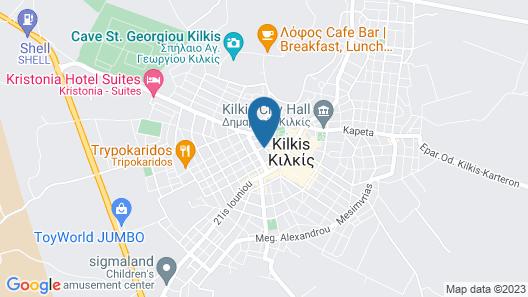 Evridiki Map