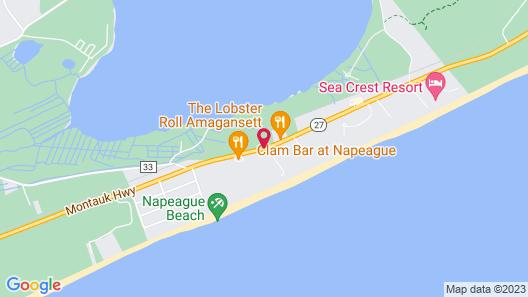 The Ocean Colony Beach & Tennis Club Map