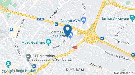 MEVO HOME Map