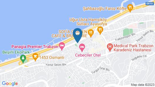 Quantum Hotel Map