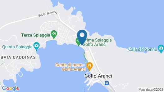 Hotel Tabby Map