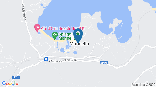 Baia de Bahas Residence Map