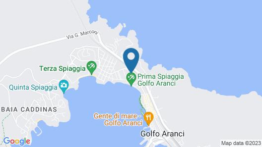 Hotel Maria Map