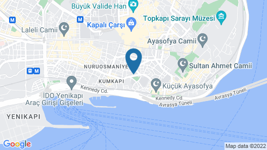 Ottoman Hotel Park - Special Class Map