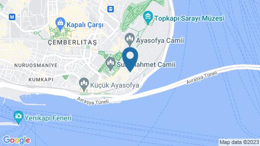 Big Apple Hotel Map