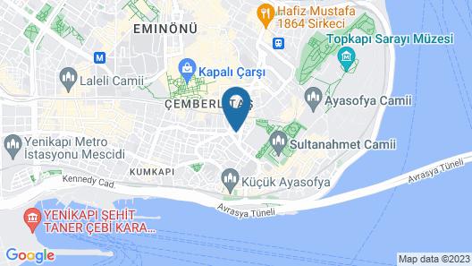 Hotel Mina – Special Class Map