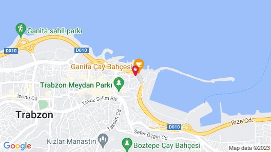 Alarga Apart Map