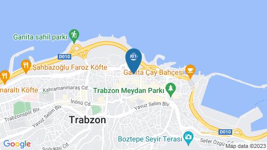 Funda Hotel Map