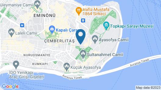 Lapis Inn Hotel & Spa ( Ex. Ambassador Hotel ) Map