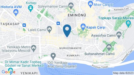Piya Sport Hotel Map