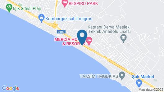 Ranax Hotel Map