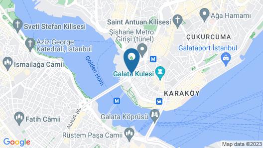 Galata Grace Map