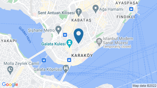 Sweet Home Heart Of Galata Map