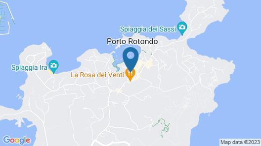 Domus Corallia Luxury Rooms Map
