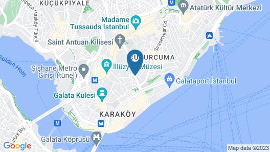 Intro Suites Map