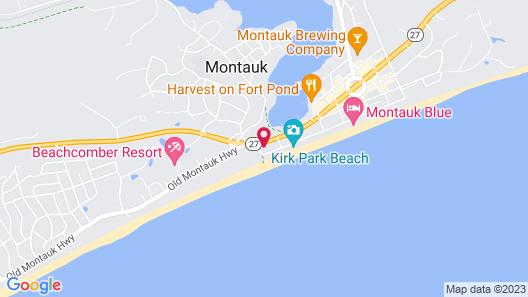 Hero Beach Club Map