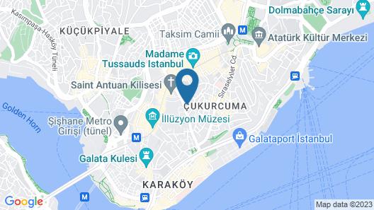 Guzi Rooms & Suites Map