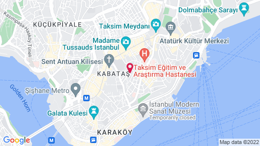 Hammamhane Map