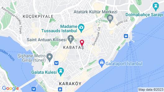 Ada Homes Hotel Map